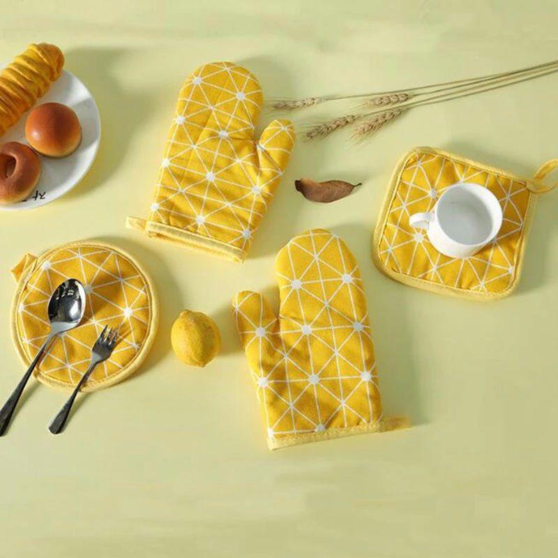 Oven Glove, Oven Mitten, Bakery Mitten, Promotional Oven Mitt