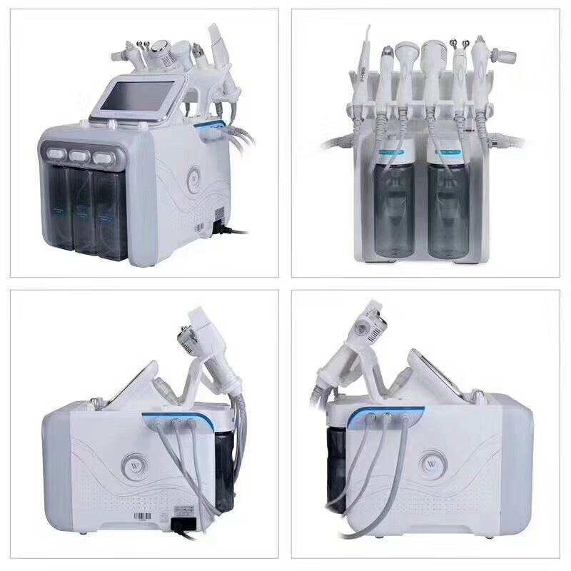 6 in 1 hydro microdermabrasion machine