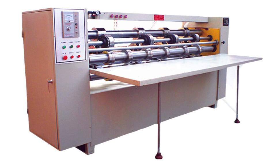 Thin Blade Slitting Scoring Machine