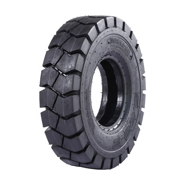 1-1.8 ton forklift tyres 5.00-8 tires