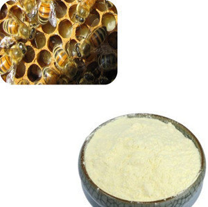100% Natural Pure Water Soluble Health-Care Supplement Lyophilized Royal Jelly Powder