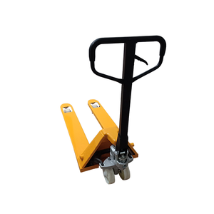 1YEAR Warranty Heavy Hydraulic Trolley Casting Pump Hand Pallet Truck Jack