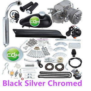 2 stroke motor bicycle engine kit , engine kits 80cc ,gas scooter