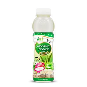 450ml Aloe vera juice with Birdnest Dragon fruit drink