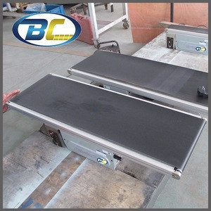 500mm Width * 1000mm Middle-drive Compact Belt Conveyor Factory Supply Conveyor 30Kg PVC / PU Belt Constant or Variable Speed
