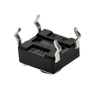 6x6mm Momentary Tact Push Button Switch 4Pin DIP Micro PCB Tactile
