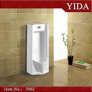 Automatic sensor wall hung urinal, Economic convenience wall hung urinal, wall hung cheapest urinal price,