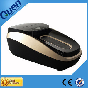 Automatic shoe cover machine shoe sole cleaning machine