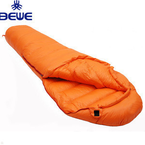 Brand New China Factory Duck Down Sleeping Bag Cold