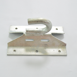 Cable Line Hardware Iron Plate Cable Bracket