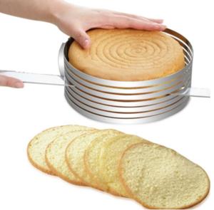 Cake splitter for dropshipping