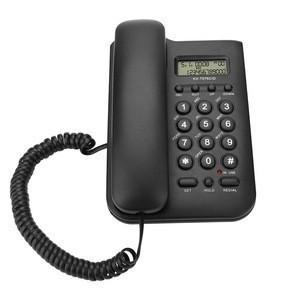 China hot sale caller id tweeter light hotel bathroom home phone corded telephone