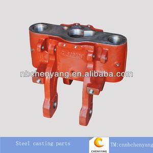 CMM inspected wheel OEM precision die casting train parts