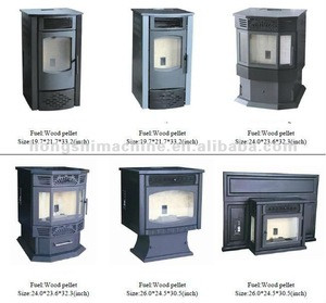 Competitive price pellet fireplace