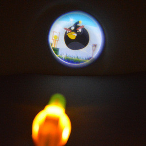 Creative little toy star light projector toy gun