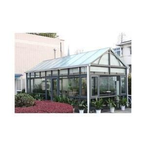 Customized Garden Glass Houses garden sunroom aluminum sun room