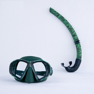 Free Diving Full Face Snorkel Mask- Camo series