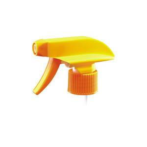 Hand all plastic garden water hot sale finger trigger sprayer gun