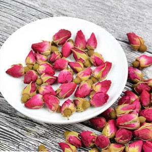 High-level rose tea for weight loss and beauty