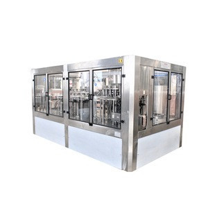 Hot sale PET bottled juice filling machine with lower price