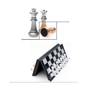 Hot Selling Folding Magnetic Chinese Chess Board Game