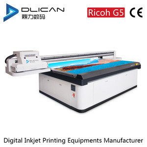 Ink provided Dlican 2513 Ricoh Gen5 ID card led printer