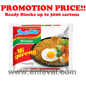 Instant Noodle (Ready Stocks up to 3000 cartons)