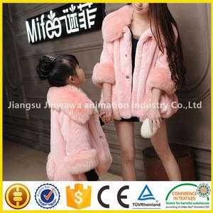 Jiangsu JWW TEXTILE fake fox fur Faux fox fur with high quality faux fur fabrics