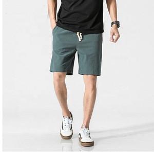 Knee Length Long Cotton Sweat shorts