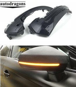 LED Car Turn Signal Rearview side mirror sequential LED lights