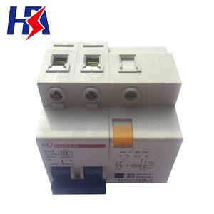 Manufactured Miniature Circuit Breaker 2 Pole Earth Leakage Circuit Breaker