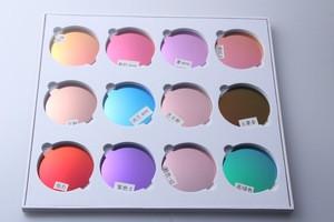 Mirror coated polarized lenses,pc/tac/tr/ac sunglasses lens