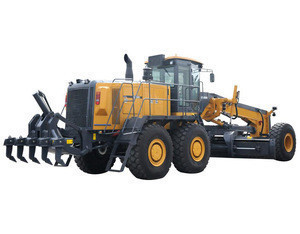Motor Grader GR3505 350Hp Mining Grader Manual/Automatic Shifting Motor Grader in China