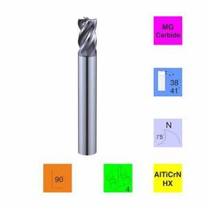 Multipurpose Milling Cutter