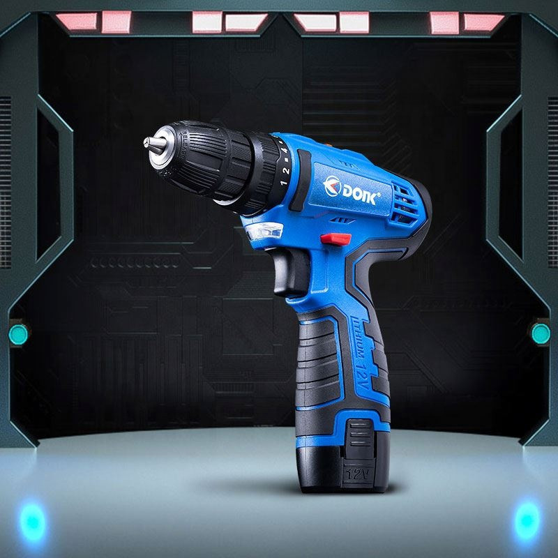 New Design 775 Motor Accessory 12 V Li-Ion Battery Mini Cordless Electric Drill With Great Price