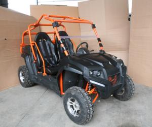 New EGLMOTOR 2018 UTV 150CC 4 wheel 2 seats