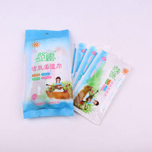 OEM Chinese Restaurant Individual Pack Wet Wipe/ Towel/ Tissue