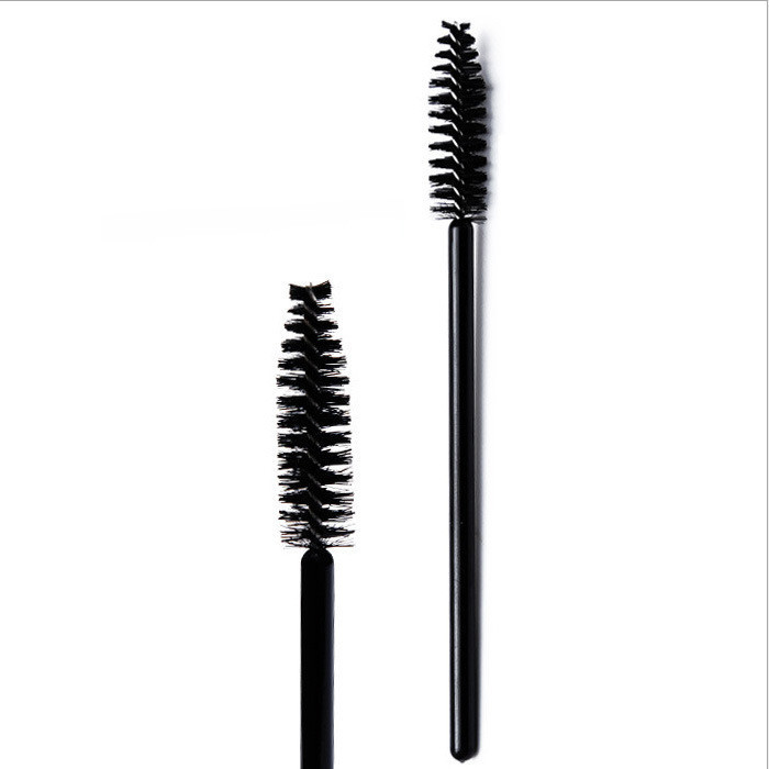 Ont Time Cosmetic Mascara Makeup Brush for Travel
