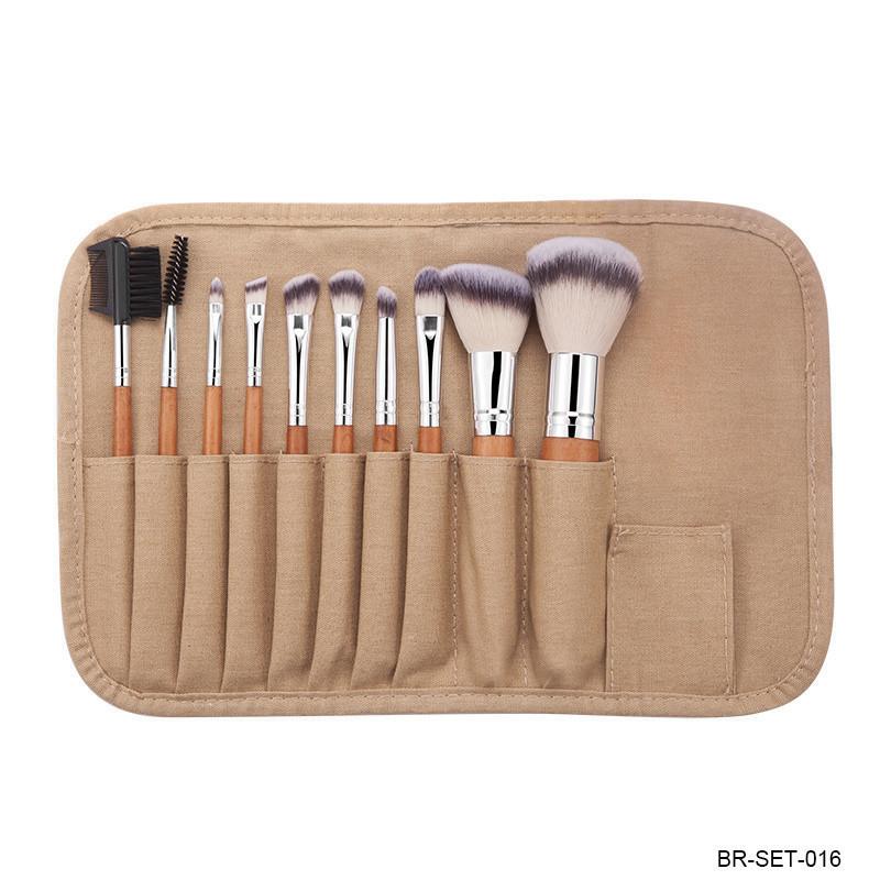 Professional Makeup Brush Set with Good Qulaity and Portable Bag