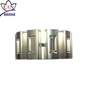 Professional NBridge Customized CNC Milling Metal Material Accessories/Parts for Paper Making Machine