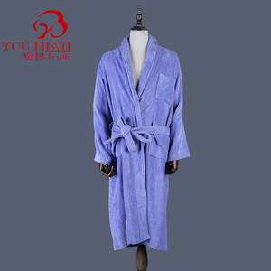 Quick Dry Hotel Bathrobe,Womens Sleepwear