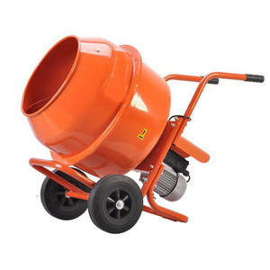 Rotating Drum Cement Mixer Self Loading Mobile Concrete Mixer