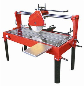 Simple (For Jobsite) Stone Cutting Machine