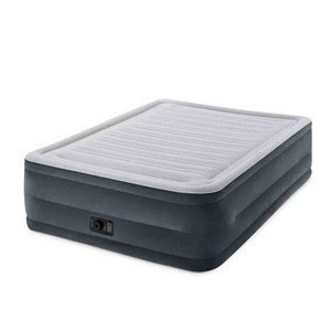 The Air Comfort Deep Sleep Queen Raised Air Mattress is attractive, exceptionally comfortable and built with durable puncture re