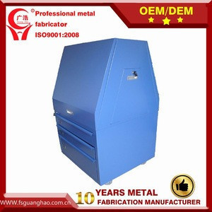 Tool storage box with good quality ISO9001:2008