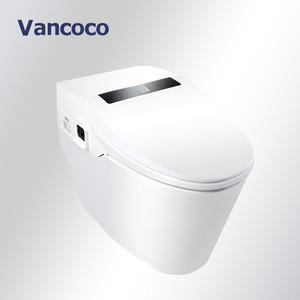 Vancoco 305mm-400mm smart washroom toilet bowl