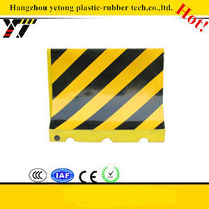 Water filled barriers High quality rotational molding road water barrier