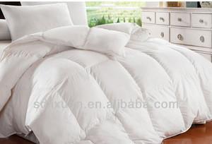 White goose down / feather duvet insert /quilt