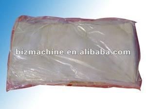 White reclaimed rubber