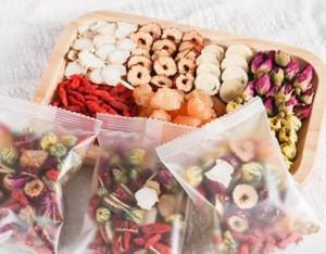 Wholesale OEM herbal tea flower tea detox healthy immunity tea supplier
